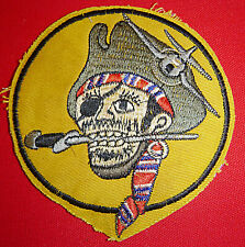 FIGHTING PIRATES - Patch - VMF 512 - WWII - Fighter Attack - F4U CORSAIRS - 5670