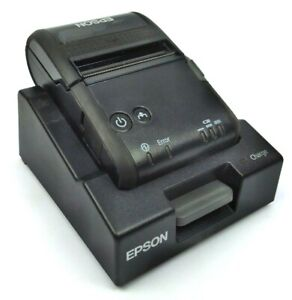 Epson TM-P20-012 Point of Sale Mobile Direct Thermal Receipt Printer C31CE14012