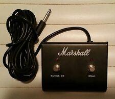 Marshall PEDL90009 2-Way Haze Foot Controller FOOT CONTROLLER PEDAL