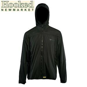 Ridgemonkey APEarel Black & Green Lightweight Zipped Jacket *SAME DAY DISPATCH*