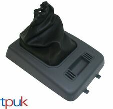 FORD TRANSIT CONNECT GEAR GAITER CHANGE LEVER WITH SHROUD 2002 ON 1.8