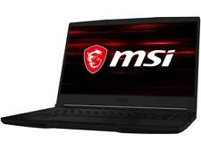 "MSI GF Series GF63 THIN 9SCX-005 15.6"" 60 Hz IPS Intel Core i5 9th Gen 9300H (2."
