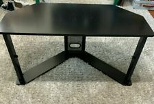 Unbranded Black TV Stand - USED