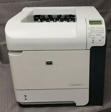 HP LaserJet P4015n - CB509A 1 YEAR WTY - LESS THAN 4K PAGES TOTAL, NEW TONER