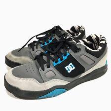 DC Men Shoes Stag 2 KB Ken Block Skateboard Cyan/Black Size 11.5