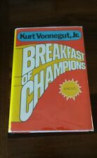Breakfast Of Champions, or Goodbye Blue Monday by Kurt Vonnegut jr, 1973 1st/1st