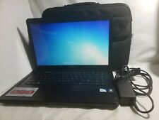 Compaq 2GB Ram 279 HD 1.5GHz Windows 7 CQ57 Notebook PC Laptop