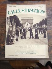 L'illustration 4820 - 20 juillet 1935