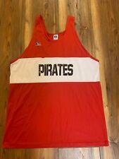 Hannibal Missouri Pirates high school track & field jersey Xl + Baseball Jersey