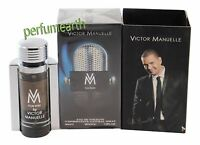 Victor Manuelle By Victor Manuelle 3.3/3.4oz. Edt Spray For Men New In Box