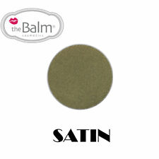 theBalm Eye Shadow Pan - #16 - Satin moss green