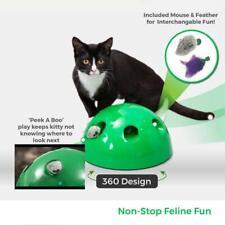 Inteligencia juguetes para gatos interactivo gatos juguetes Peek-n-Play