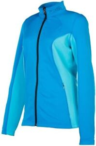New Women's Klim Sundance Jacket ~ Scuba Blue ~ XL ~ # 3146-002-150-200