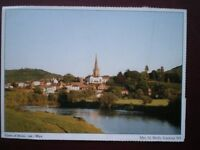 POSTCARD HEREFORDSHIRE ROSS ON WYE