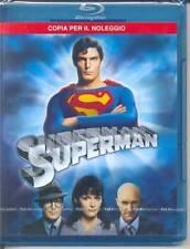 SUPERMAN Blu Ray Disc Rent Nuovo Il Primo Capitolo Della Storia