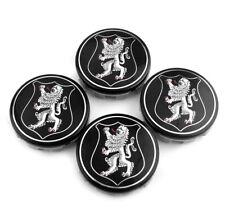 Set of 4 Bavaria Wheel Center Caps 68mm (65mm) For E36 E46 E90 E91 #36136783536