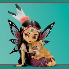 Hamilton Collection Jasmine Becket-Griffith Spirit Of Courage Fairy Braveridge