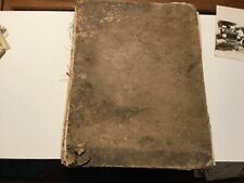 1860's Confederate Civil War -Mary C. Brightly - Mobile, AL Sheet Music Book Lot