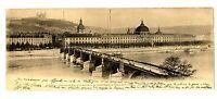 CPA 69 Rhône Lyon Panorama Pont de la Guillotière de l' Hôtel-Dieu et Fourvière