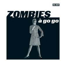 "THE ZOMBIES Zombies A Go Go vinyl 7"" NEW Rod Argent Colin Blunstone Miracles"