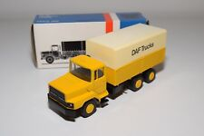 W 1:50 LION CAR DAF N2800 N 2800 TORPEDO TRUCK YELLOW CREAM MINT BOXED