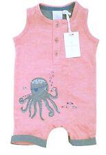 Jasper Conran Baby Boy Romper Sleepsuit Octopus Summer Newborn 0-3 Months