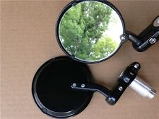 "Moto Aftermaket 1"" Bar End Mirrors For Suzuki B-King / GSF1250 / GSF600"