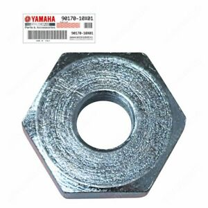 Nut Bell Clutch M10X1 H8 90170-10X01 For YAMAHA 50 Bws 2004-2016