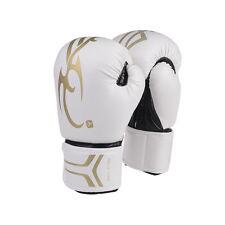 One-Time-Molding PU Women/Men Boxing Gloves MMA Muay Thai Boxe De Luva