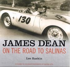 JAMES DEAN:ON THE ROAD TO SALINAS * AUTHOR WILL INSCRIBE * NEW * LIMITED 1ST ED