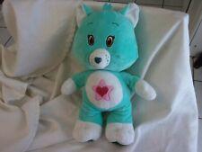 "12"" Care Bears plush bear 2017 plush green white cat pink star red heart lovey"