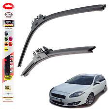 "Fiat Croma 2005-2010 HEYNER SUPER FLAT PREMIUM wiper blades 24""17""FRONT"