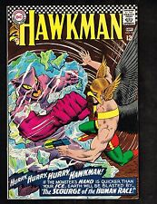 Hawkman #15 ~ The Scourge of the Human Race ~ 1966 (6.0) WH5