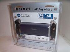 Belkin F5C400-140W AC Anywhere - DC to AC Power Inverter 12 V 140 Watt NEW FAST