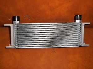 MGB 13 row oil cooler (chrome bumper)