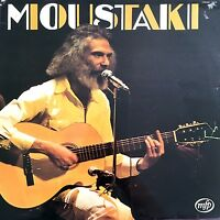 Georges Moustaki LP Georges Moustaki - France (VG/M)