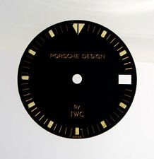 Genuine IWC SCHAFFHAUSEN DIAL Porsche Design by IWC