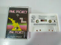 Pink Project Domino Vol 1 - 1984 - Cinta Cassette