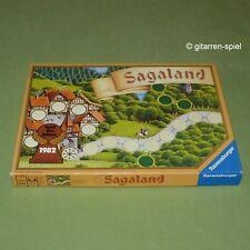Sagaland - Ravensburger Spieleklassiker ab 8 J Klassische braune Ausgabe 1A Top!