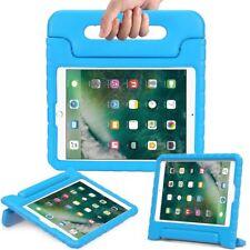 for iPad Mini 1 2 3 Children's 3d Kids Cute Shockproof Eva Foam Case Stand Cover Blue