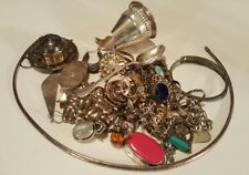 Sterling Silver Scrap Not Scrap Lot 271.18 Grams