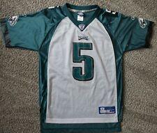 Donovan McNabb Philadelphia Eagles 2-tone football jersey size youth Large 14-16