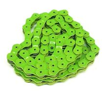 "NEW -- KMC HL710L Bike Chain 1/2 X 1/8"" - 100 Links - pin length 9,5 -- GREEN"