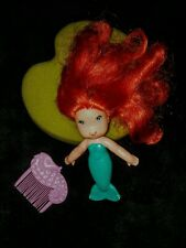Rare! Vtg Kenner 1978 Sea Wees Coral Mermaid Comb Lilly Pad Excellent Condition!