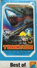 VHS Tornado - Überleben um jeden Preis (1988) FSK 16 Ungekürzte Fassung