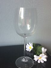 Large Single Clear Beer / Red Wine Glass Balloon Drink Cup 400ml (0)