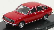 PEGO PG1028RED SCALA 1/43 LANCIA BETA BERLINA SERIE 1 1972 RED MODEL NEW
