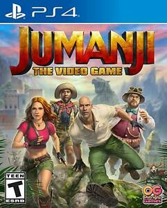 PS4 Jumanji: The Video Game Sony PlayStation 4 Rated T