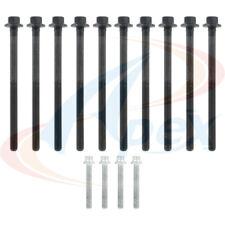 Engine Cylinder Head Bolt Set-VIN: B Apex Automobile Parts AHB333