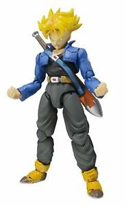 S.H.Figuarts Dragon Ball Z TRUNKS Action Figure BANDAI Used